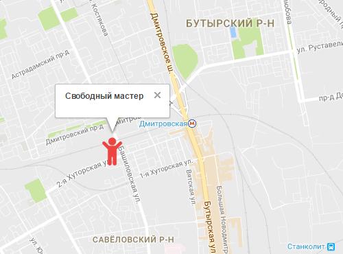 dmitrovskay