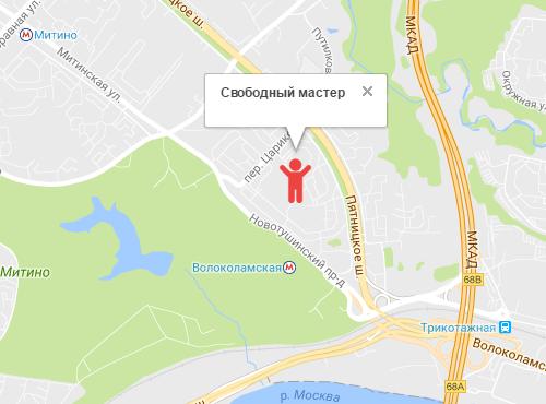 volokolamskay